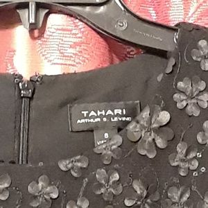 Tahari Cocktail Dress Size 8- Your perfect LBD